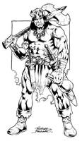 Conan Commission by Buchemi