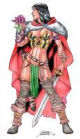 Shewarrior