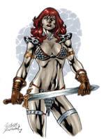 Red Sonja by Buchemi