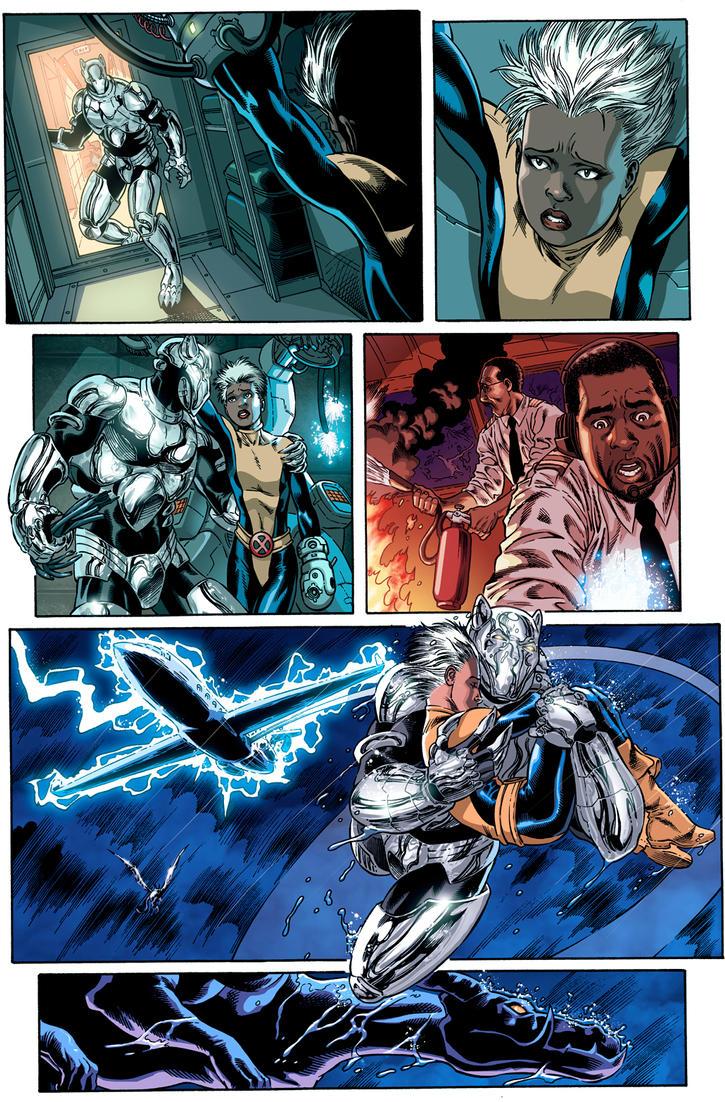 X-Men Forever Vl02 11 pg05 by Buchemi
