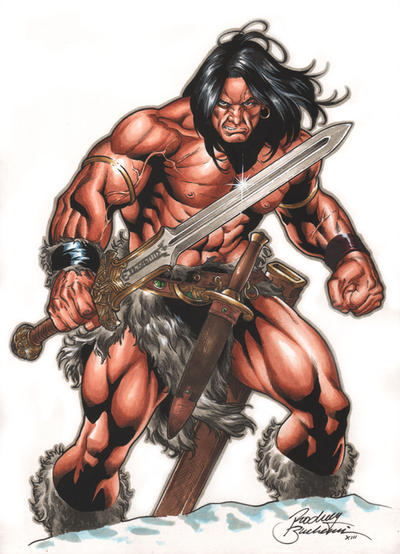 Conan Commission by Buchemi