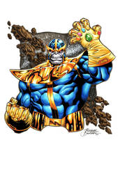 Thanos by Buchemi