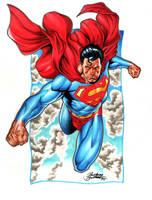 Superman by Buchemi