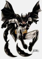 Batman by Buchemi