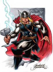 Thor Commission by Buchemi