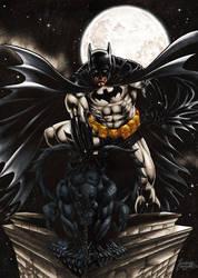 Batman Commission Poster