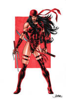 Elektra by Buchemi