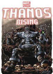 Blacklantern Thanos commission