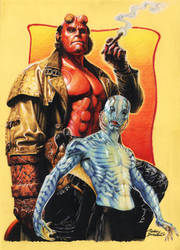 Hellboy Final by Buchemi