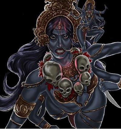 Spiritual Maa Kali Images — Saver