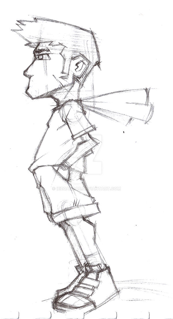 SuperBboy sketch by iEzQaNDaR