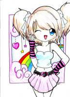 S H I N E B R I G H T by Rin-shi
