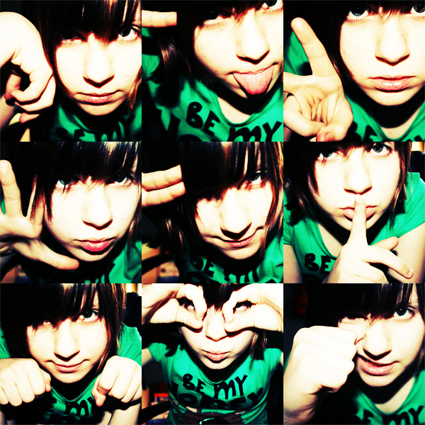 BE MY HONEY by Rin-shi