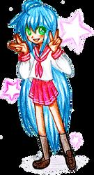 Lucky Star by Rin-shi