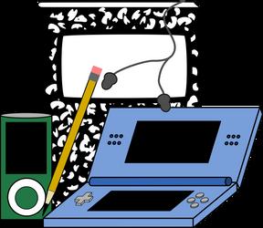 Digital Sketch Cutie Mark by dutchscout