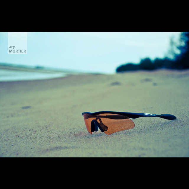oakley m frame hybrid s with persimmon lens by plutonitez