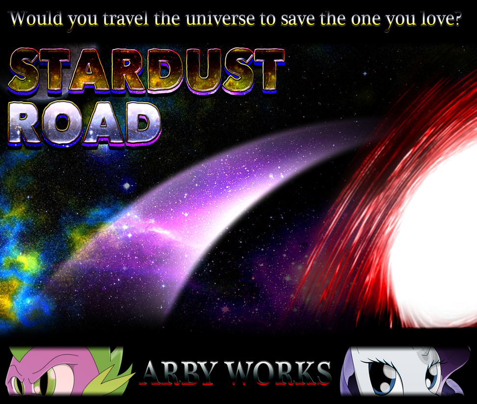 Stardust Road by Arby-Works