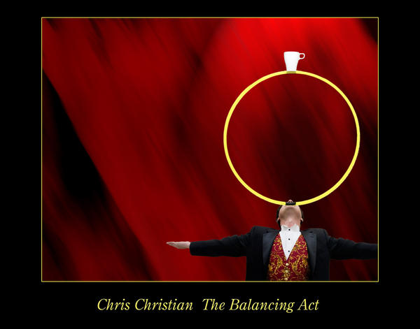 The Balancing Act by cchristian