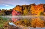 Red mill-Clinton NJ M Scully