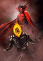 Jhonny Blaze by PieroMng