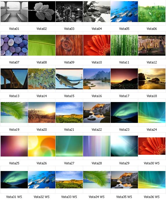 xp vista pack wallpapers by oddbasket on deviantart