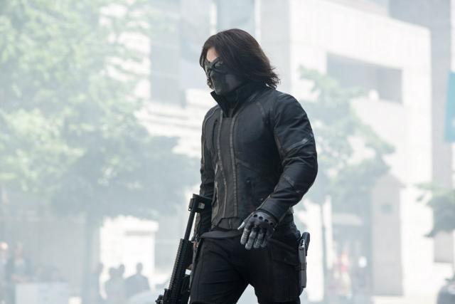 Bucky Barnes || Winter Soldier [Crossfire] - YouTube