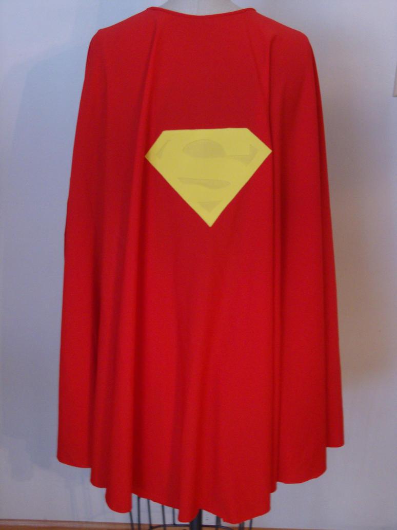 Super Cape Super girl cape by idzerda