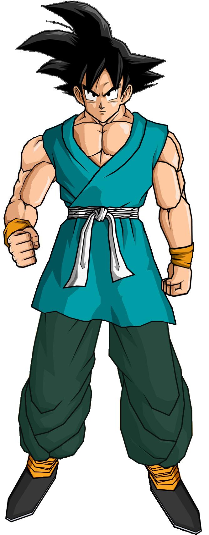 Goku- EOZ by Juan50 on DeviantArt