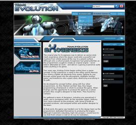 Team Evolution by canadaka