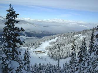 Whistler Snow by canadaka