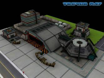 Hanger Base by canadaka