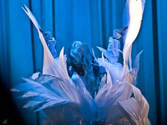 Make up swan by Usagi-Tsukino-krv
