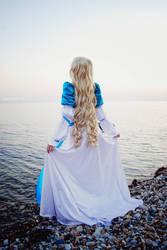 Away princess by Usagi-Tsukino-krv