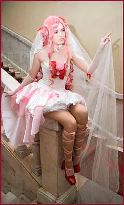 Yuphemia wedding cosplay