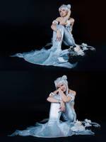 Serenity cosplay Mermaid 6 by Usagi-Tsukino-krv