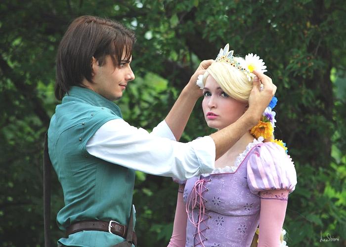 Princess Rapunzel by Usagi-Tsukino-krv