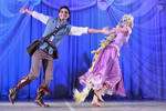 Rapunzel and Flynn 4