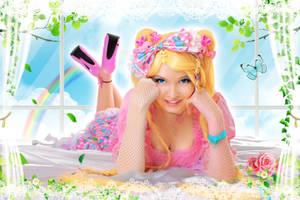 Loli Utau collage by Selena by Usagi-Tsukino-krv