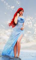 Mermaid Ariel is on rise