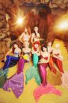 Mermaid group 2