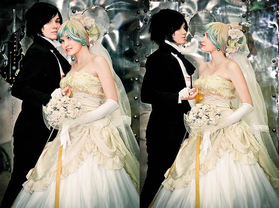 Nia and Simon 2 by Usagi-Tsukino-krv on DeviantArt