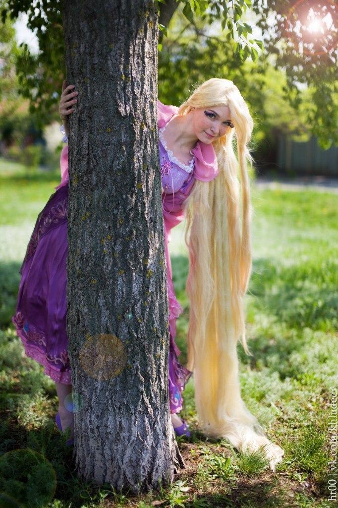 Rapunzel Doll 3 by Usagi-Tsukino-krv