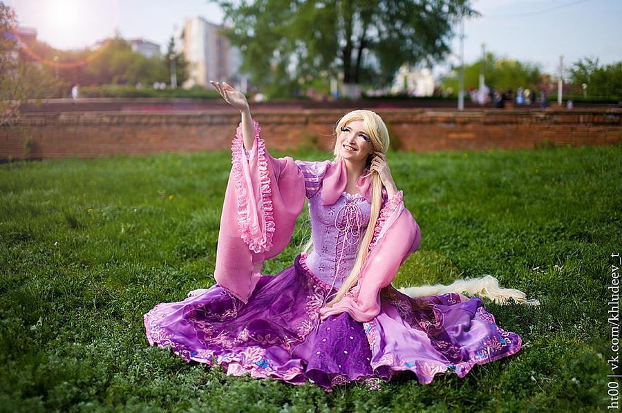 Rapunzel Doll 4 by Usagi-Tsukino-krv