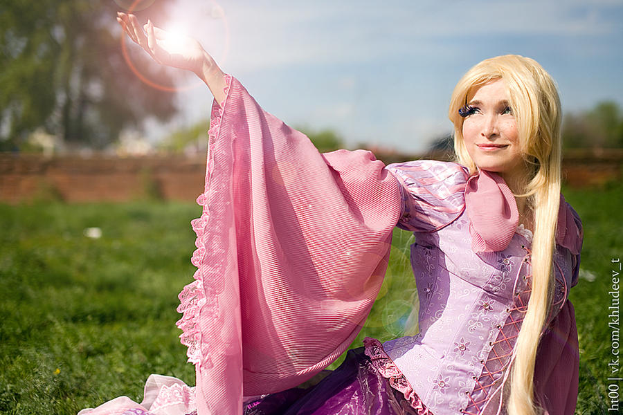 Rapunzel Doll 6 by Usagi-Tsukino-krv