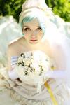 Nia wedding 1 by Usagi-Tsukino-krv