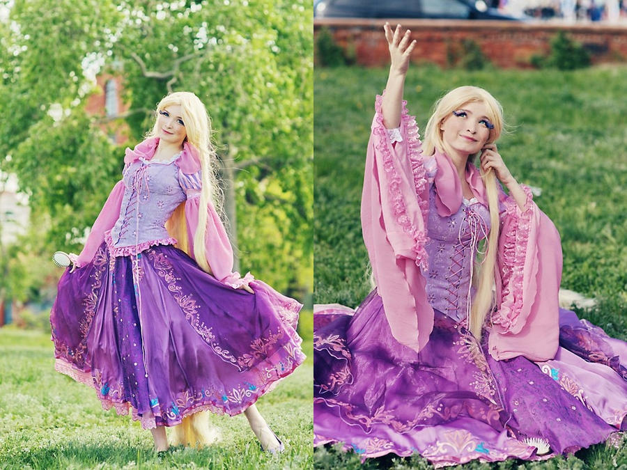 Rapunzel Doll 7 by Usagi-Tsukino-krv