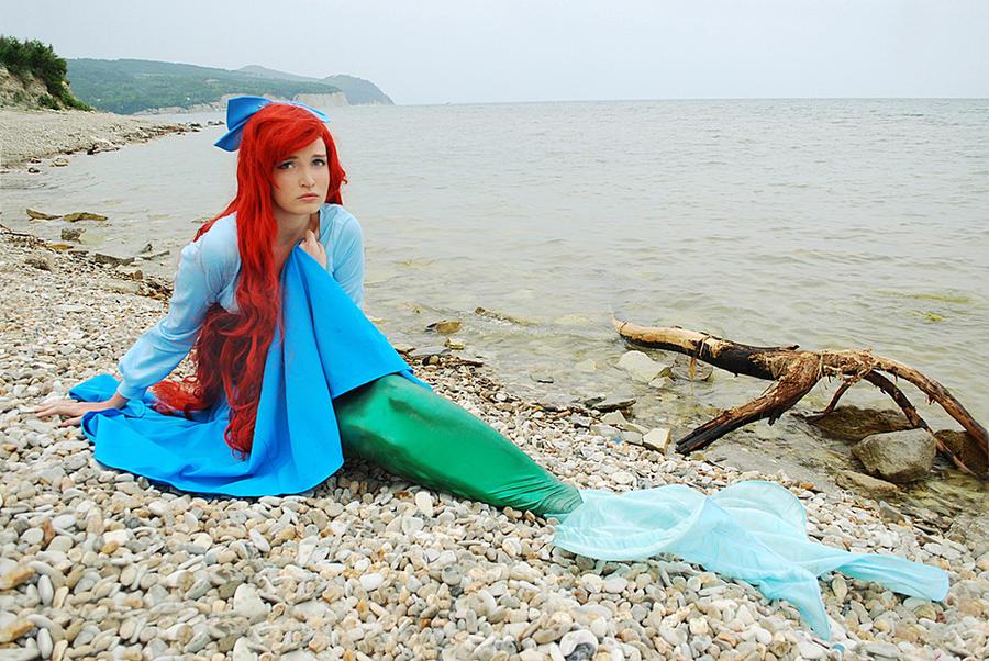 Ariel casual 2 by Usagi-Tsukino-krv