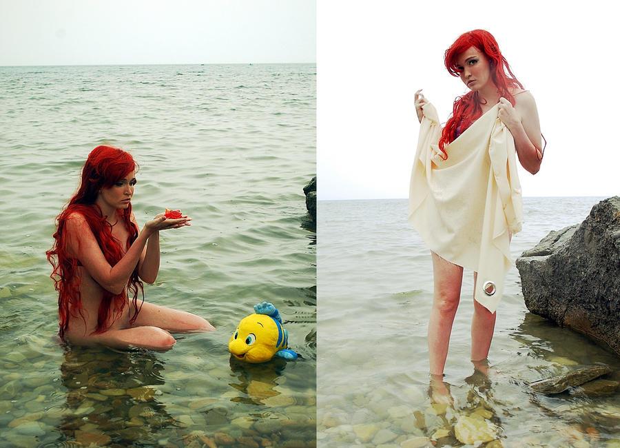 Ariel in denim 2 by Usagi-Tsukino-krv