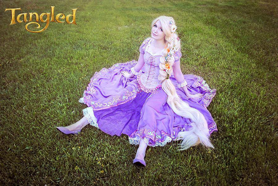 Rapunzel poster 2 by Usagi-Tsukino-krv