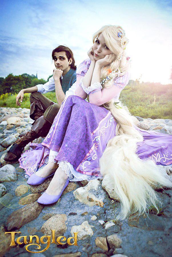 Rapunzel and Flynn 4 by Usagi-Tsukino-krv